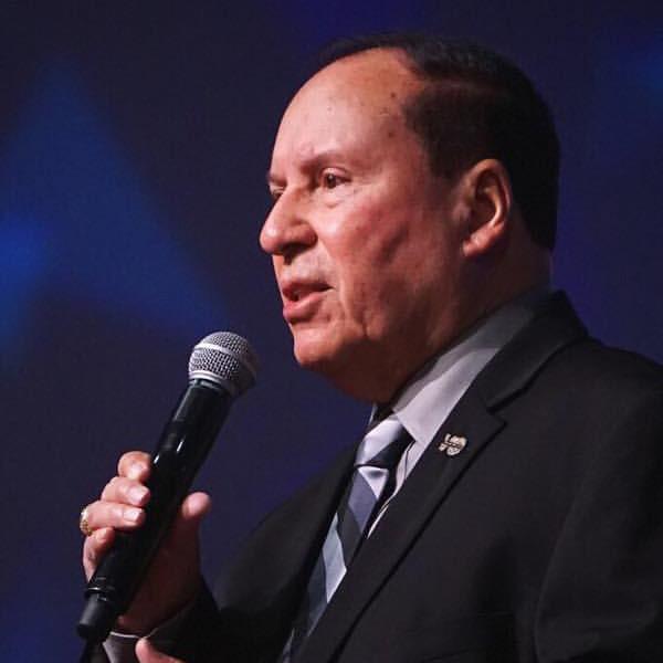 Pastor Sonny Arguinzoni