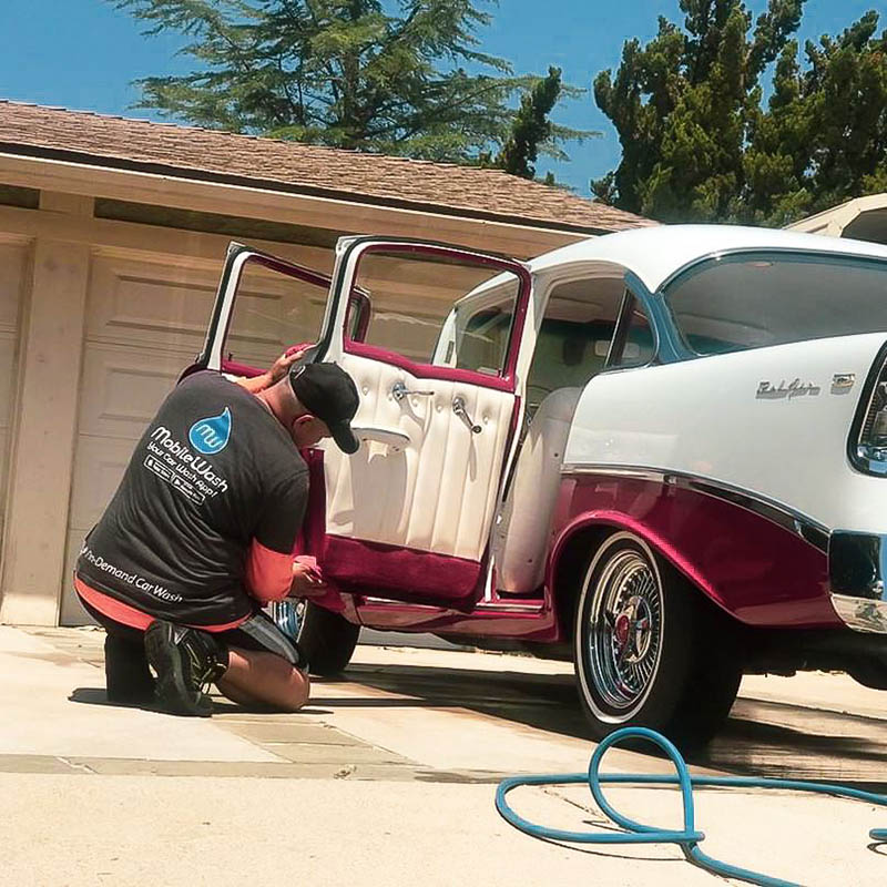 Find MobileWash Hand Car Wash near Los Angeles and Elsewhere