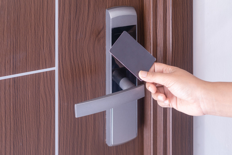 AVOID INTRUSION WITH OUR KEYLESS DOOR ENTRY SYSTEM IN IRVINE