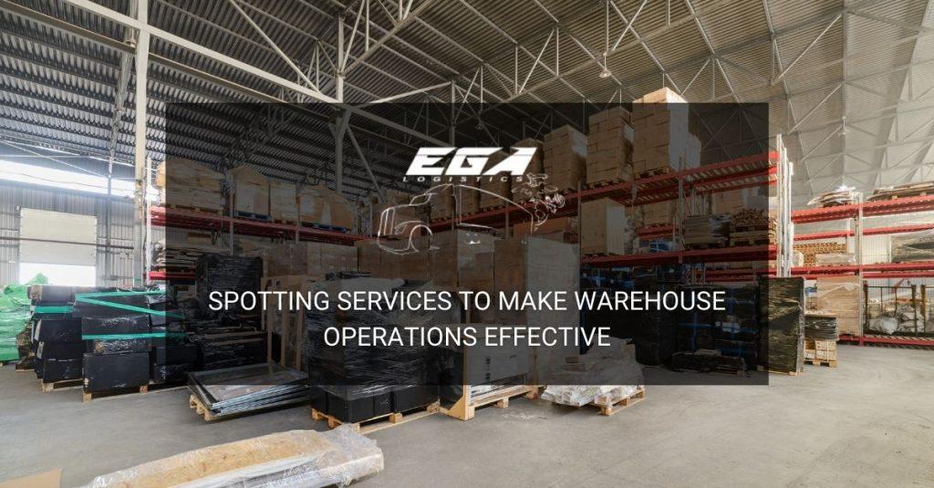 Spotting Services